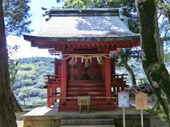 伊豆山神社雷電社
