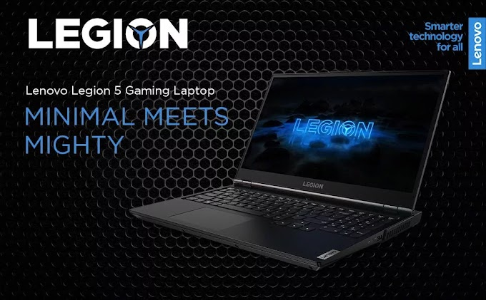 Lenovo Legion 5 Pc gaming Laptop full Review in 2021