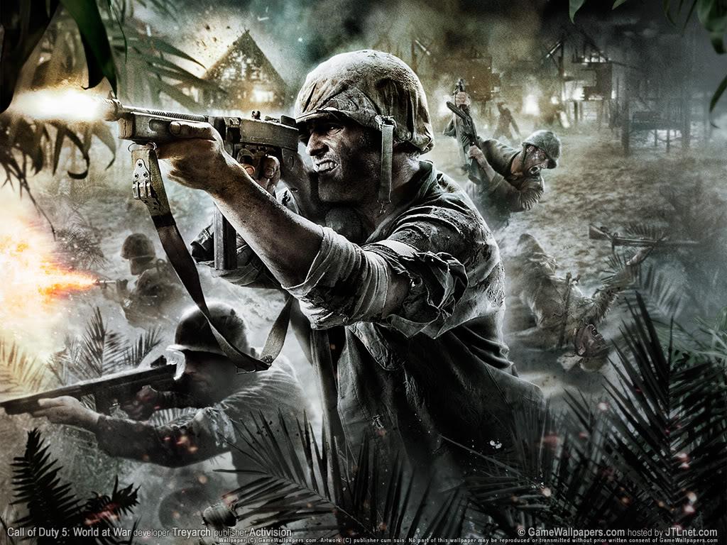 Wallpaper Call Of Duty