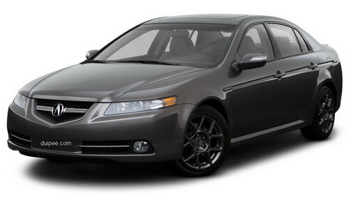 2008 Acura TL Prices, Reviews and Pictures