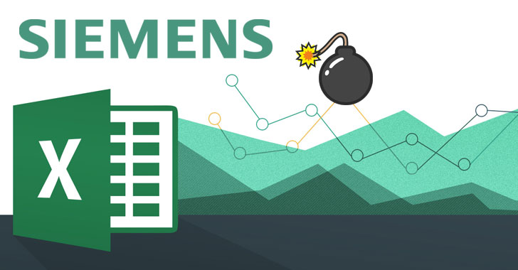 Siemens Contractor Pleads Guilty to Planting 'Logic Bomb' in Spreadsheets