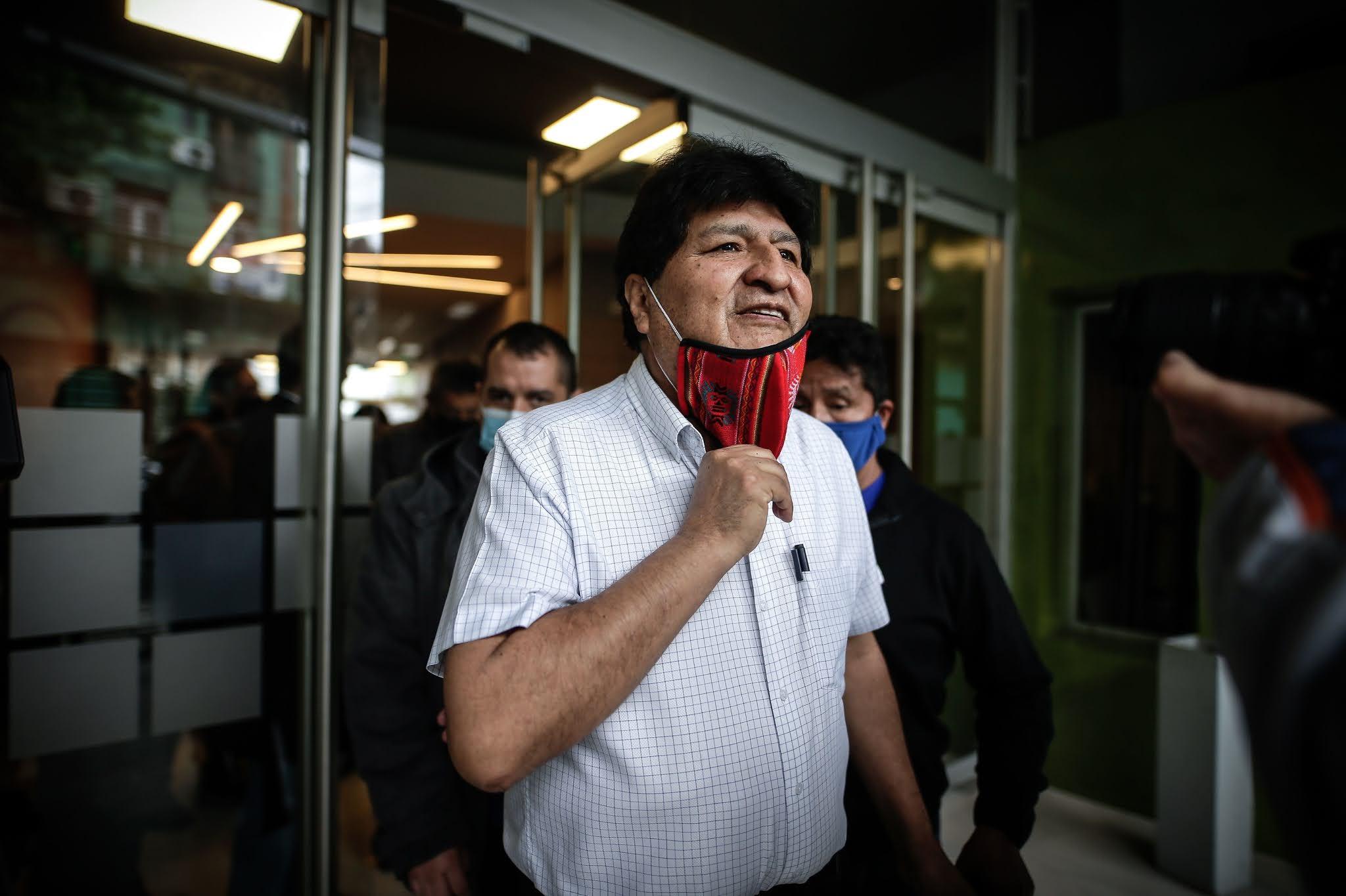Evo Morales Venezuela