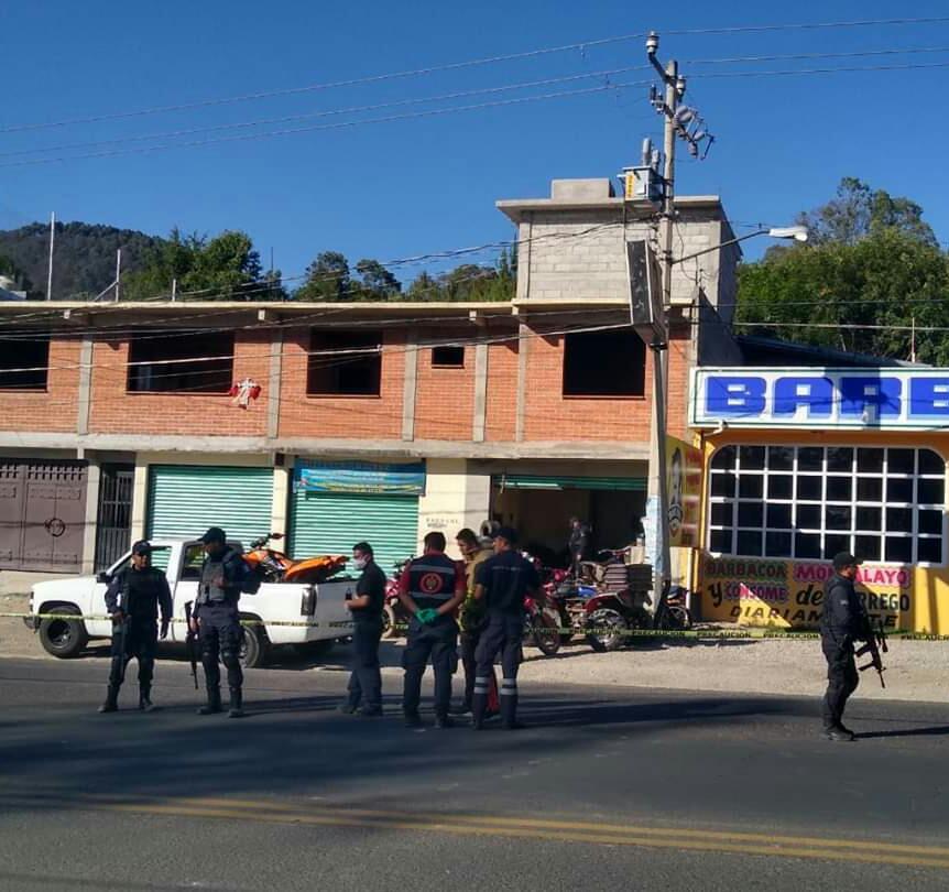 Ejecutan a 4 personas en taller de motos de Zitácuaro; Michoacán