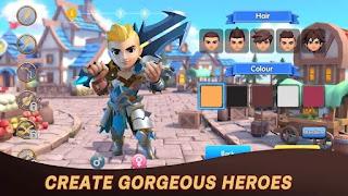 Hero of Taslinia apk mod