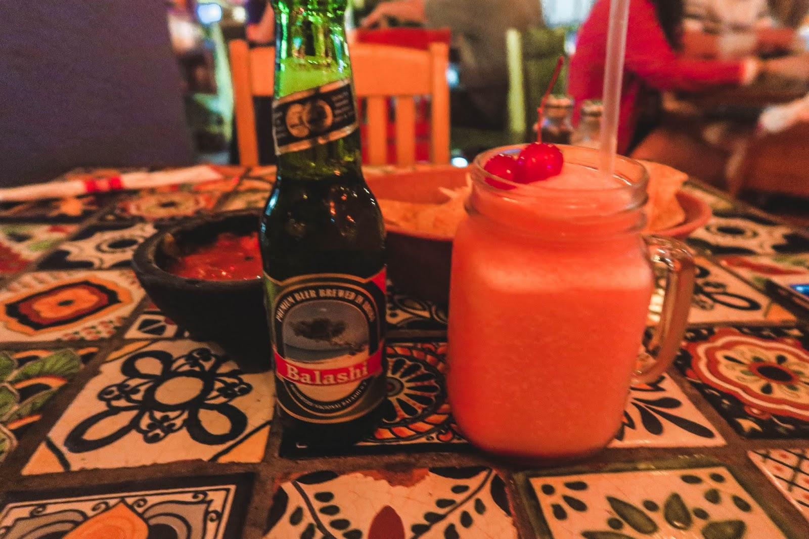 Iguana Cantina Aruba