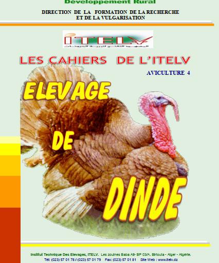 ELEVAGE DE DINDE DE CHAIR - WWW.VETBOOKSTORE.COM