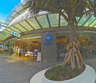 Roxy Surf Store Soul Boardwalk Surfers Paradise