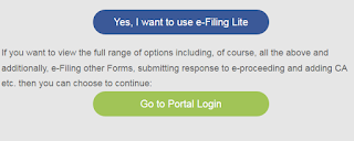 select go to portal login