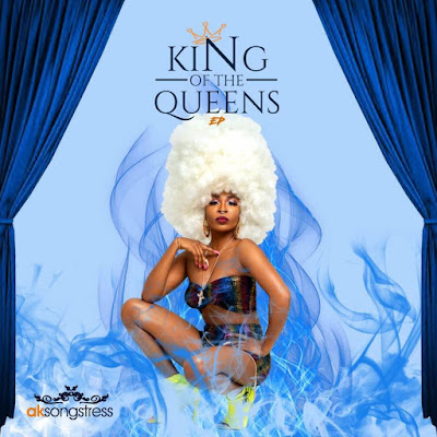 "AK Songstress sets record with release of strictly Dancehall Album ""King Of The Queens"" - LISTEN"