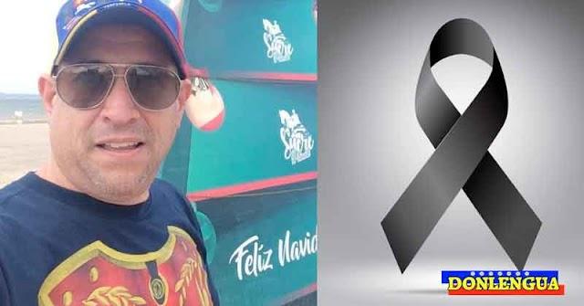 Padre e hijo asesinaron al profesor Abraham Morales Noriega para robarlo en Anzoátegui