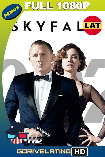 007 Skyfall (2012) BDRemux 1080p Latino-Ingles MKV