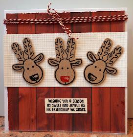 Cards silver Card Die Cutting Dies Pack Of 10 Beautiful Reindeers and stars