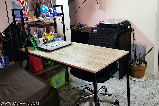 Yori Noji Office Desk from SM Home
