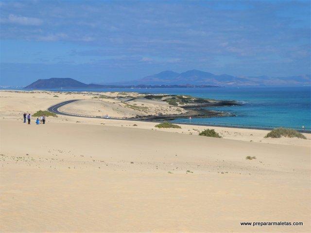 Las Dunas de Fuerteventura imprescindible