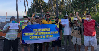 Nelayan Tangkap Jatim Tolak Permen KP 17/2021