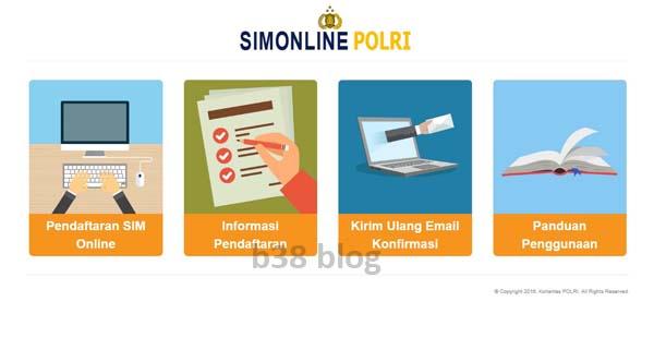 Cara Memperpanjang SIM Online
