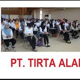 Loker 2020 PT. Tirta Alam Segar ( TAS ) OPERATOR PRODUKSI
