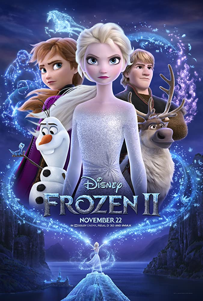 Frozen 2 (2019) Dual Audio (Hindi+English) Movie Download in 480p | 720p GDrive