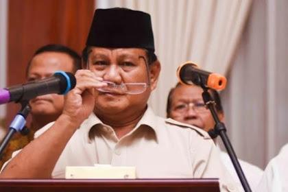 Manifes Prabowo ke Luar Negeri Bocor, Siapa yang Bermain?