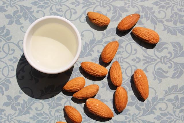 Good almonds: