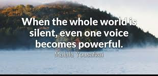Powerful World Quotes