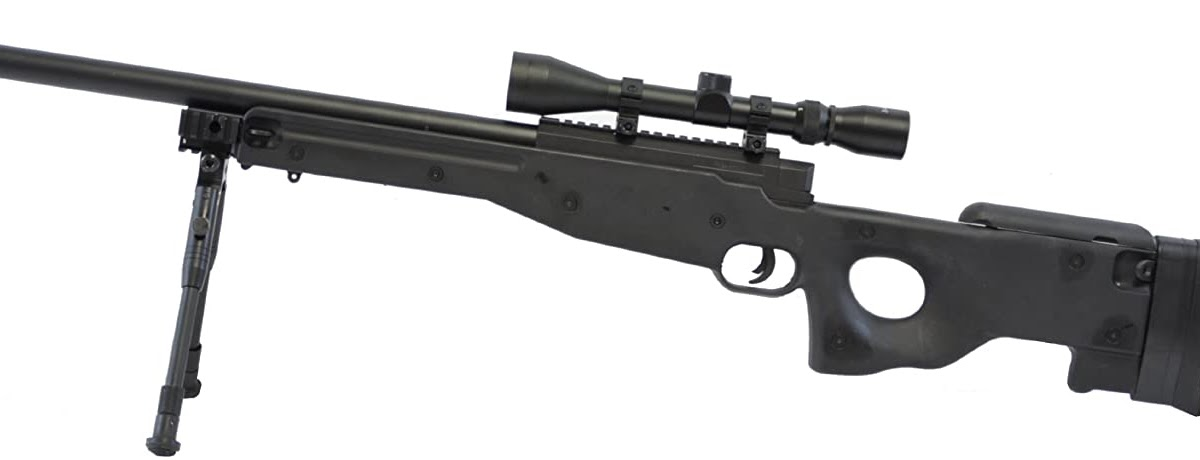 The Best Airsoft Sniper Rifle with its Premium Box 2021