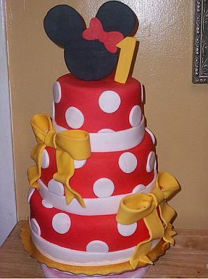 Mytotalnet Com Minnie Mouse Cakes For Children Parties