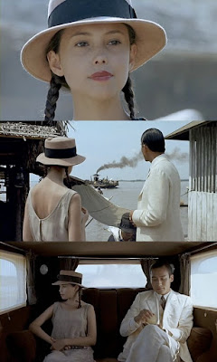 Tony Leung Ka Fai, Jane March, Jean-Jacques Annaud