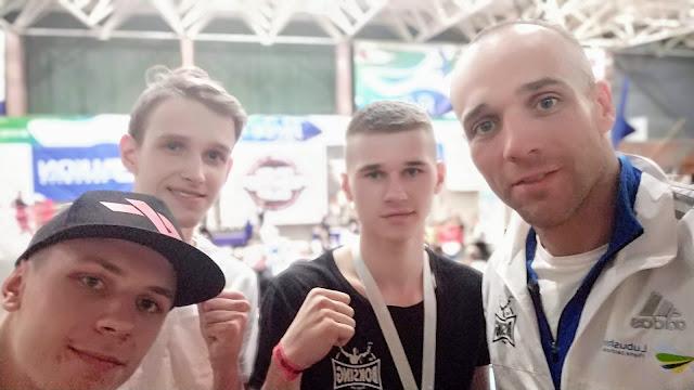 boks, kickboxing, Kwolek, muay thai, Polish Fighter Cup 7, Rewaj, Szczecin, Zielona Góra, Zimoch