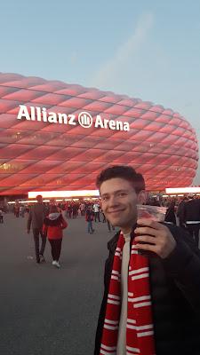 FC Bayern Spiel in der AllinazArena