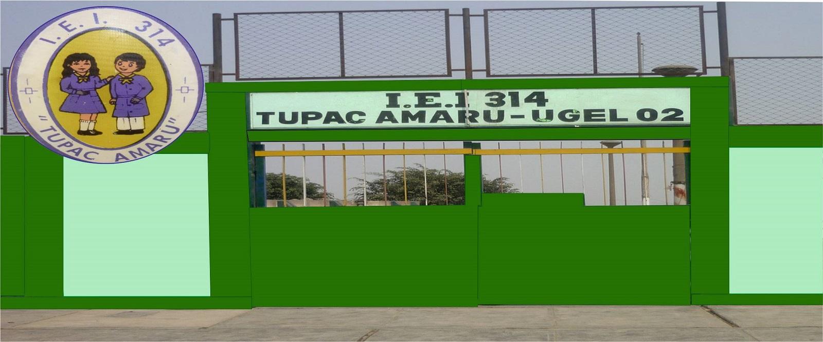 Inicial 0314 TUPAC AMARU - Independencia