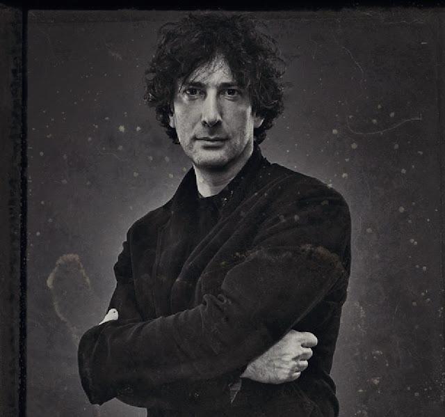 News: Novo livro de Neil Gaiman na Intrinseca 18
