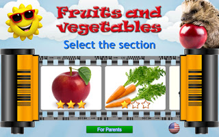 10 Permainan Edukasi Anak - Fruits and vegetables for Kids