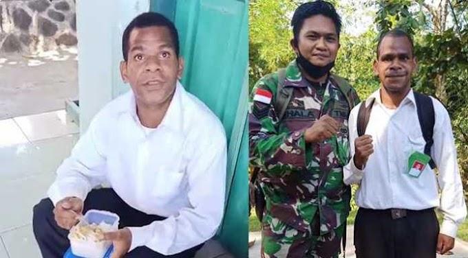 Lolos Jadi Anggota TNI, Cita-cita Yusuf Wonda Akhirnya Tercapai