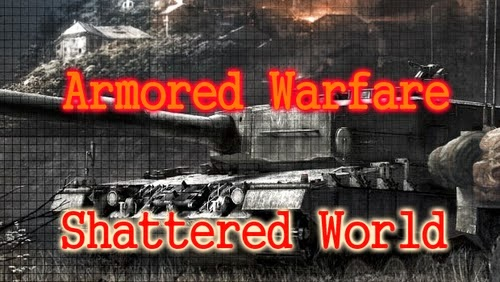 Armored Warfare - information about game