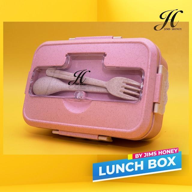 JIMSHONEY LUNCH BOX