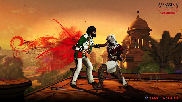 Assassin's Creed Chronicles India Gameplay Screenshot 3