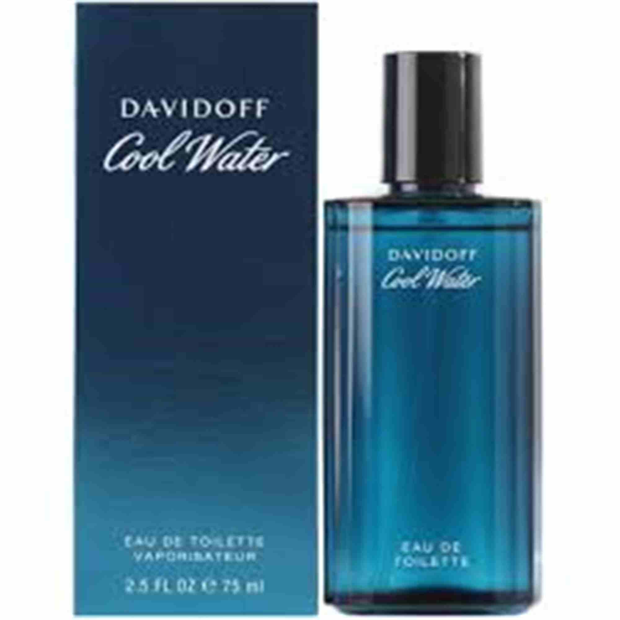 Davidoff Cool Water For Men Perfume 75 ML