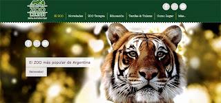 Zoo Luján na programação de Buenos Aires (Argentina)
