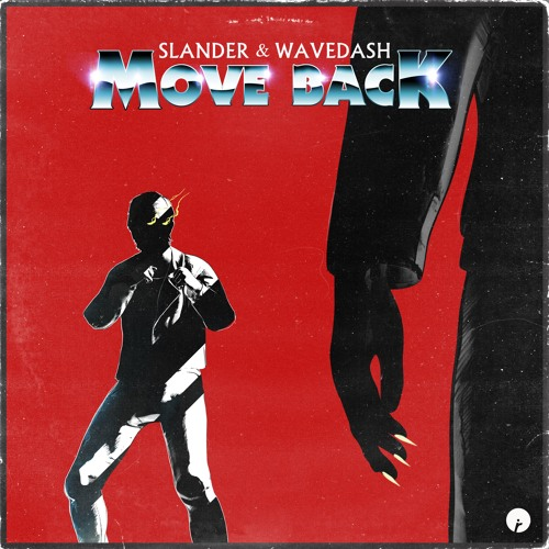 "SLANDER & WAVEDASH Deliver Bone-Shaking New Track ""Move Back"""