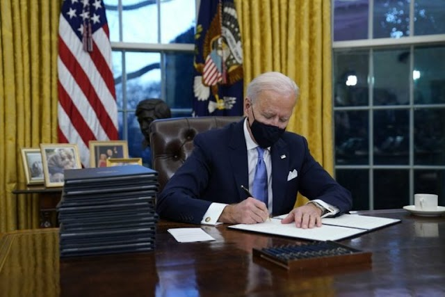 President Biden drops travel restriction on Nigeria, Kyrgyzstan, Tanzania, Eritrea and others
