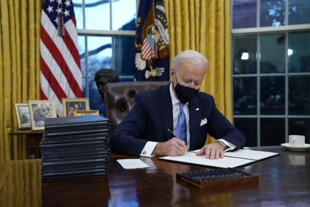 President Biden drops travel restriction on Nigeria, Kyrgyzstan, Tanzania, Eritrea and others