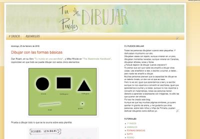 http://tupuedesdibujar.blogspot.com.es/