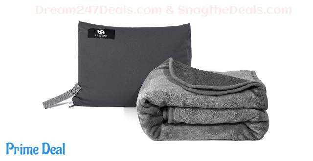 50% OFF    4 in 1 Portable Blanket