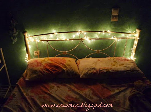Festive - Tumblr Bedroom decor! Blogmas Day 3!!