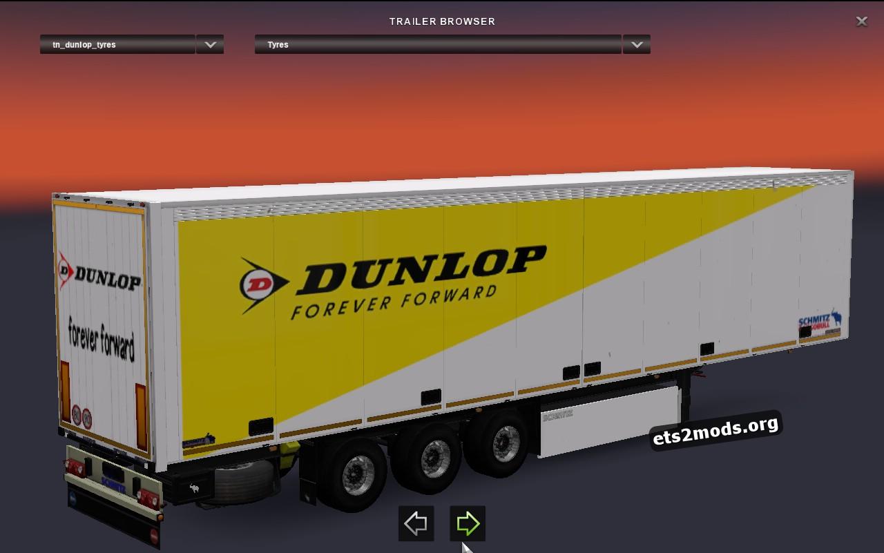 Trailer - Dunlop Schmitz