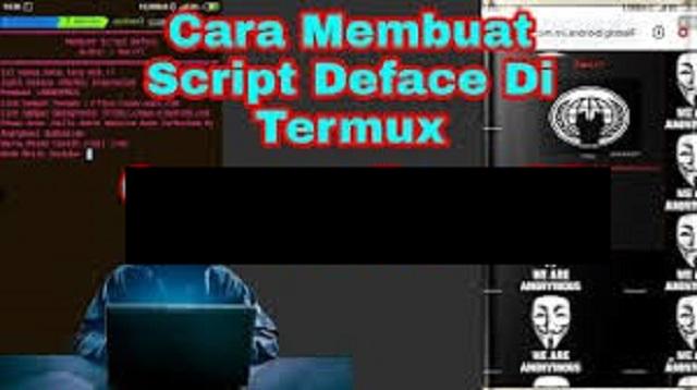 Script Deface Termux