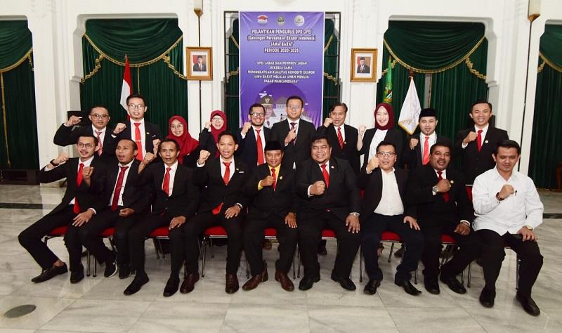 Wagub : GPEI Jabar Adalah Fasilitator, Informan dan Pelatih Bagi Pelaku Usaha