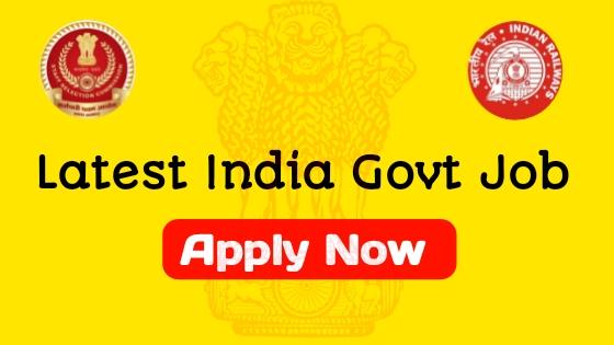 Government Job Vacancies 2020