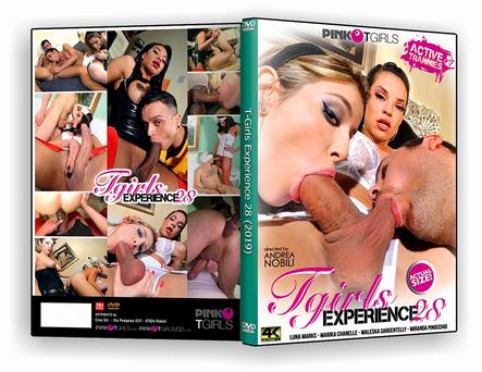 DVD T-Girls Experience 28 xxx 2019 - ISO